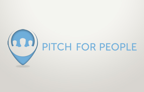 Pitch For People Logo branding