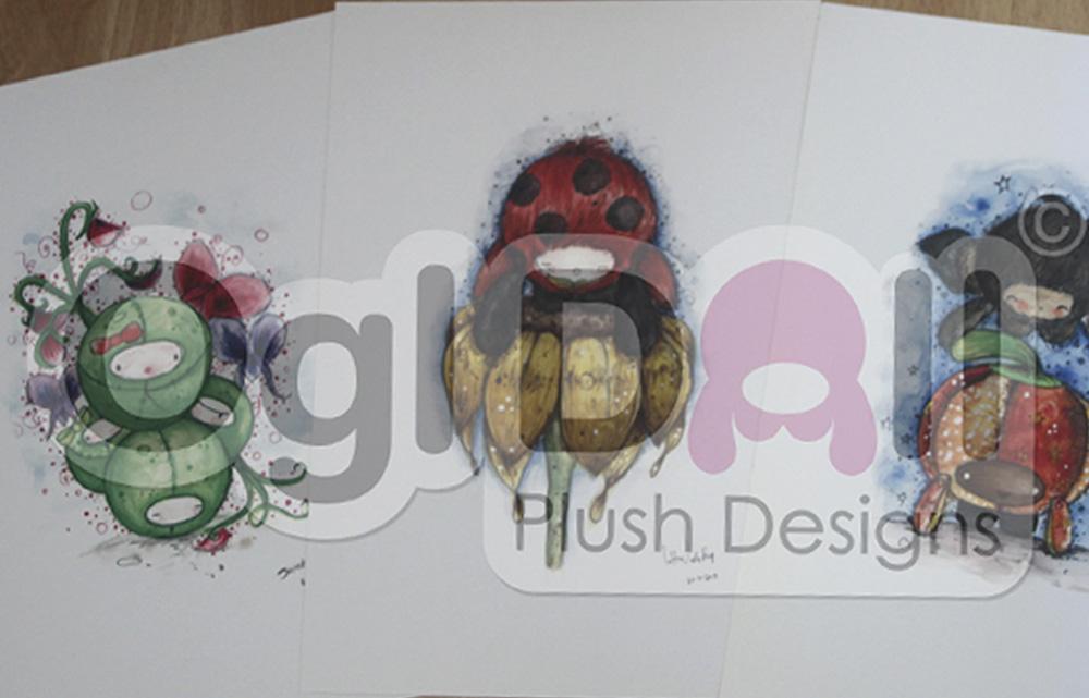 Ogl Doll Prints