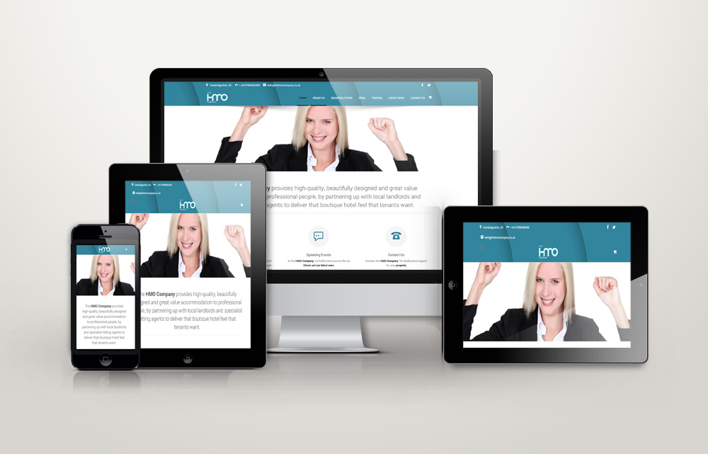 The Hmo Company website