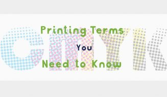 Printing Terms You Need to Know